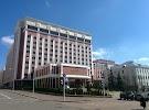 President Hotel, улица Кирова, дом 18 на фото Минска