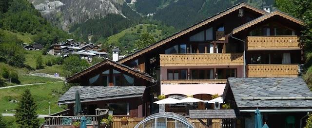 Résidence Champagny En Vanoise : Résidence Les Edelweiss