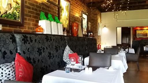 Blu Saffron Restaurant