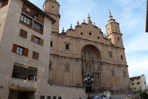 Ex colegiata de Santa Maria la Mayor, Alcaniz, Spain