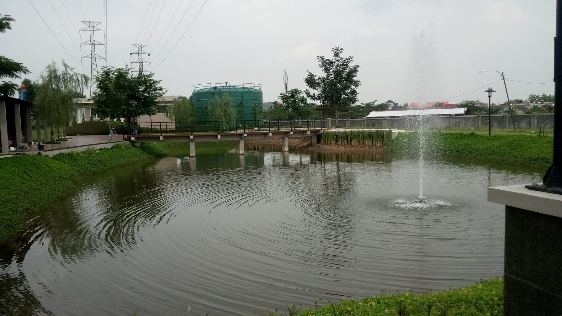 Danau CitraLand The GreenLake