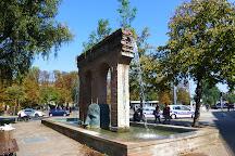 Fontaine de Janus, Strasbourg, France