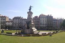 Jardim do Infante Dom Henrique, Porto, Portugal
