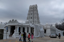 The Hindu Temple of Atlanta, Riverdale, United States