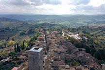 Torre Salvucci Maggiore, San Gimignano, Italy