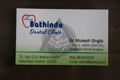 New Bathinda Dental Clinic - Faridkot
