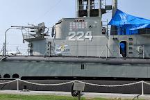 USS Cod Submarine Memorial, Cleveland, United States