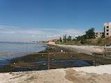 Пляж Коблево курорт Рассейка