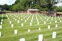 Cold Harbor National Cemetery, Mechanicsville, United States
