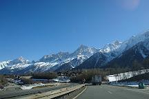 Mont-Blanc Escalade, Les Houches, France