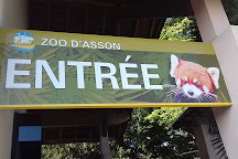 Zoo d'asson, Asson, France