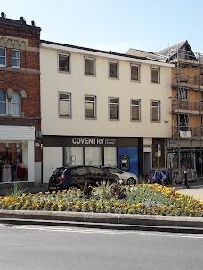Coventry Building Society Abingdon oxford