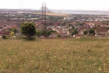 Portsdown Hill, Portsmouth, United Kingdom