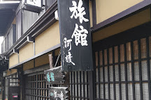 Sanmachi Suji, Takayama, Japan
