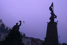 Memorial to the Fighters for the Soviet Power in the Far East, Vladivostok, Russia
