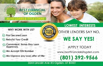 BEST FINANCIAL OF OGDEN Payday Loans Picture