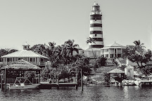 Hope Town Lighthouse, Great Abaco Island, Bahamas