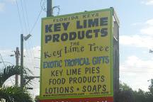 florida keys key lime products, Key Largo, United States