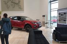 Land Rover Experience, Tarporley, United Kingdom