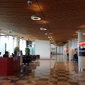 Аэропорт  станции  Ljubljana Airport