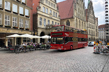 Prinzipalmarkt, Muenster, Germany