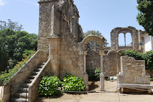 Medieval Arcades of Evora, Evora, Portugal