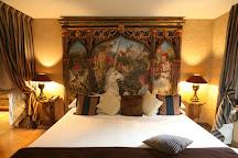 Traboules - Hotel Cour des Loges, Lyon, France