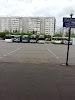 Междугородный автовокзал, Взлётная улица на фото Красноярска