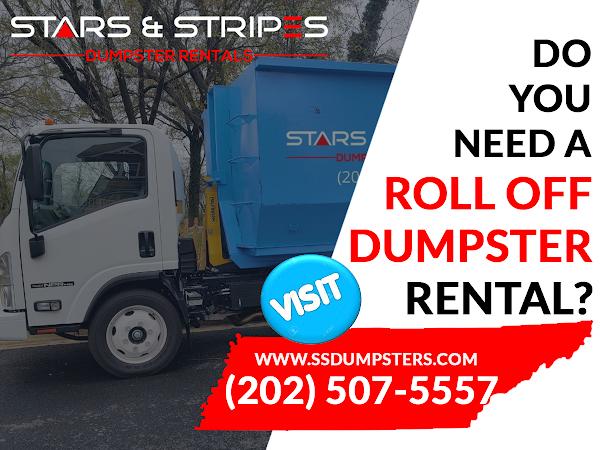 Stars & Stripes Dumpster Rentals