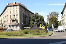 Gesto per la Liberta, Milan, Italy