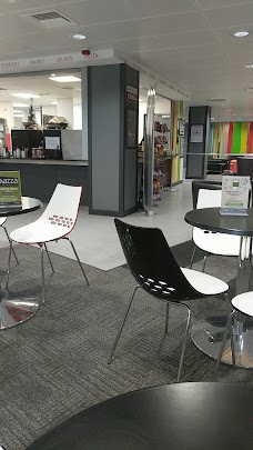 Library Café york