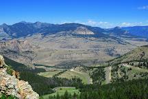 Dead Indian Summit Overlook, Cody, United States