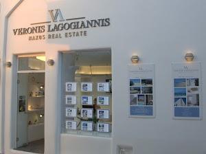 Veronis Lagogiannis Naxos Real Estate