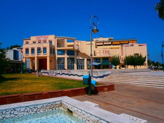 Corinth Municipal Theatre