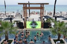 Mamita's Beach Club, Playa del Carmen, Mexico