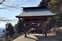 Kinkoinari Shrine, Hiroshima, Japan