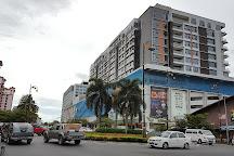 Oceanus Waterfront Mall, Kota Kinabalu, Malaysia