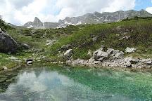Srablje Lake, Zabljak, Montenegro