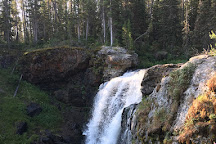 Moose Falls, Yellowstone National Park, United States