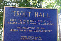 Trout Hall, Allentown, United States