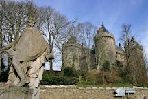 Chateau de Combourg, Combourg, France
