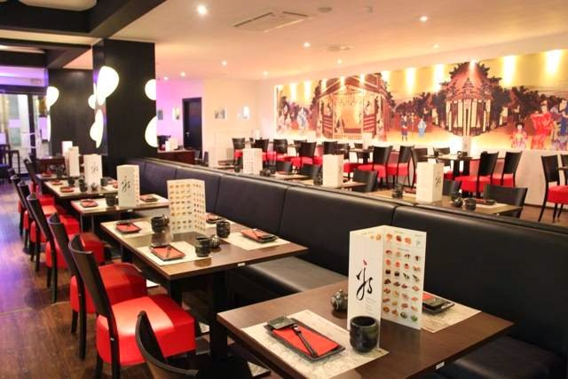 JS Sushi & Grill Restaurant