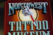 Northwest Tattoo Museum & Tattooing, Coeur d'Alene, United States