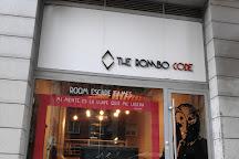 The Rombo Code, Barcelona, Spain