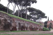 Aqua Claudia, Rome, Italy