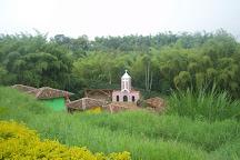 Parque Los Arrieros, Quimbaya, Colombia