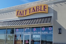 The Salt Table, Pooler, United States