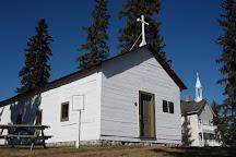 Father Lacombe Chapel Provincial Historic Site, St. Albert, Canada