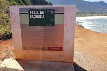 Praia Da Sacristia, Marica, Brazil