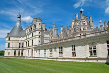 Chateau de Chambord, Chambord, France